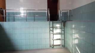 видео Поручни для бассейна