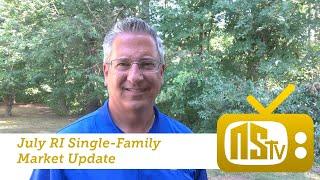 NSTV | July RI Single Family Market Stats