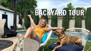 HOUSE BACKYARD TOUR