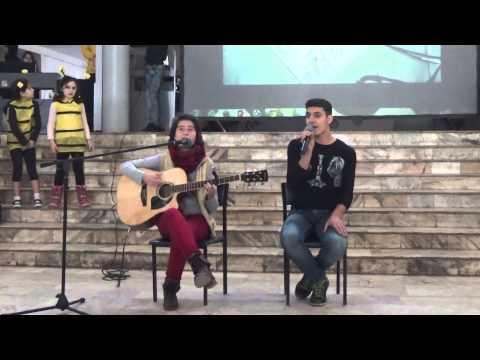 Ով սիրուն սիրուն Էլիզա Բաղդիյան և Սուրեն Պողոսյան