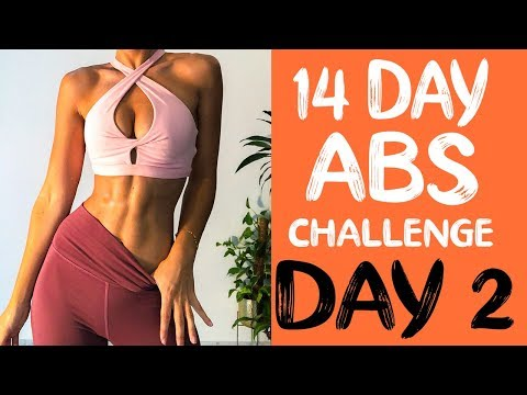 14 DAY ABS CHALLENGE | Workout 2 | INTENSE FLAT STOMACH EXERCISES