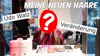 KRASSE VERÄNDERUNG - NEUE HAARE (Udo Walz)!   Nicole Sto