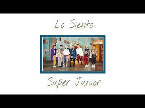 Lo Siento - Super Junior [1 hour Loop]