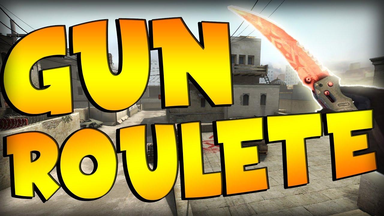 Gun roulette cs go