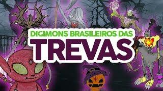 Digimons Brasileiros das Trevas
