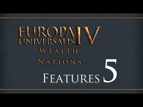 Wealth of Nations Feature Part 5 - Courland & Other Nations