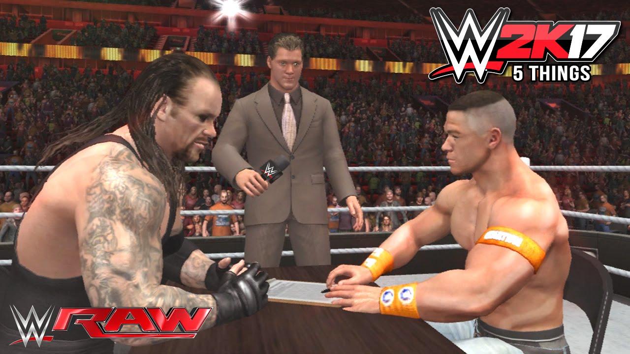 Kết quả hình ảnh cho WWE 2K17