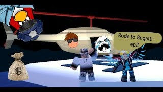 ESCAPING JAIL IN STYLE | RTB EP2 | Wheezy | Roblox Jailbreak