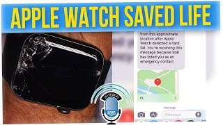 Man's Apple Watch Saved His Life! (ft. ...