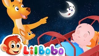 Rock a Bye Baby Lullaby Song | Babies to go to Sleep | Children Rhymes - Little BoBo