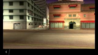 Grand Theft Auto: Vice City Android Game on BlackBerry Z10 OS 10.3
