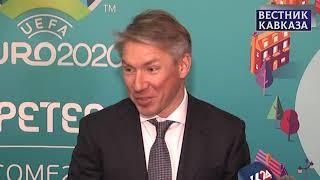 Смотреть видео Алексей Сорокин: Санкт-Петербург входит в финальную стадию подготовки к Евро-2020 онлайн