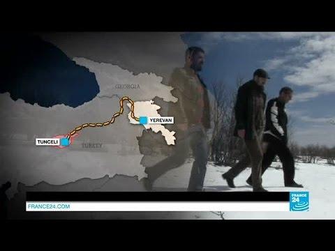 Turkey's hidden Armenians search for stolen identity