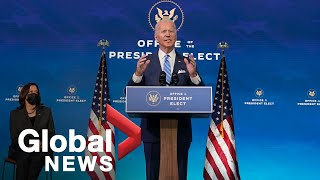 President-elect joe biden unveiled a $1.9-trillion stimulus package proposal on thursday designed to jump-start the economy and speed up u.s. response to...