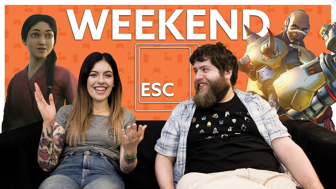 5 most annoying characters in games, plus Star Citizen and Civ 6: Rise and  Fall | Weekend Esc Ep 17 - YouTube