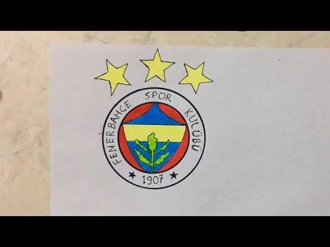 Fenerbahce Logo Cizimleri Fenerbahce Cizimleri Youtube