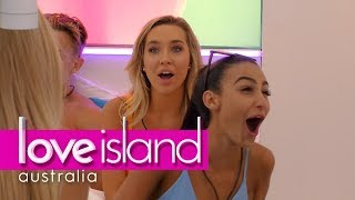 Australia votes Cassidy to go on dates with both the new boys | Love Island Australia 2018