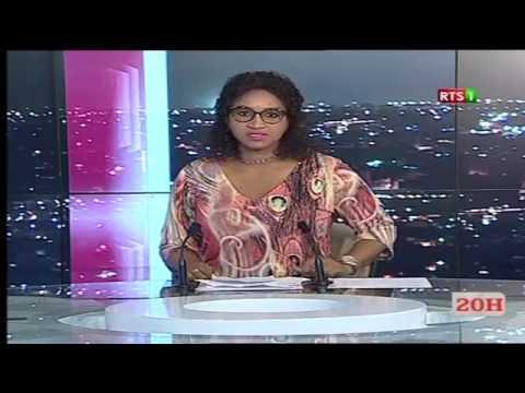 JT Officiel 20H de la RTS1 du jeudi 11 mai 2017