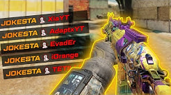 Call of Duty Mobile Scrims! Best of 5 games! - XiaYT, AdaptxYt, Evader, iOrange, Tetillo!
