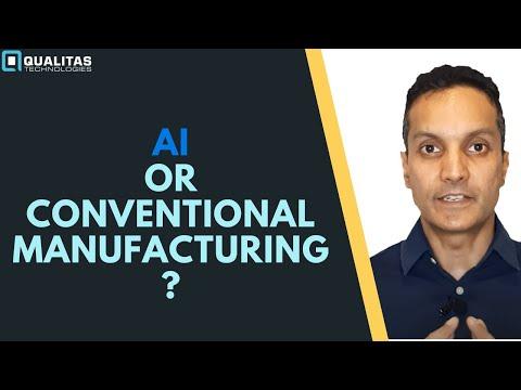 AI In Manufacturing - Conventional Vs AI