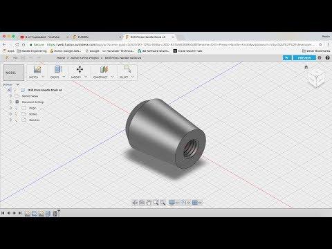 Fusion 360 in Web Browser- Autodesk Best Kept Secret