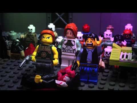 I AM A (LEGO) ZOMBIE!