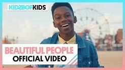 KIDZ BOP Kids - Beautiful People (Official Music Video) [KIDZ BOP 2020]