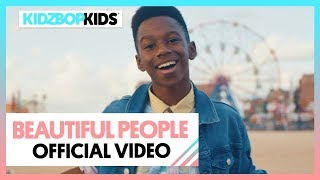 KIDZ BOP Kids - Beautiful People (Official Music Video) [KIDZ BOP 2020]