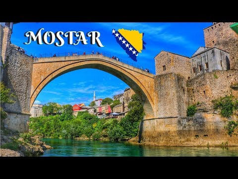 A Day Trip To MOSTAR - Things To See & Do
