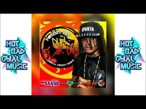 Tommy Lee Sparta - Nuh Fear Dem (Mortal Kombat Riddm) December 2016