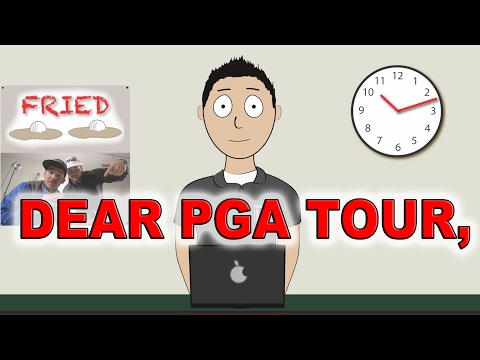Fan Mail to the PGA Tour