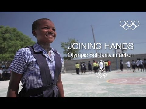 Joining Hands - Olympic Solidarity in action - Full Version