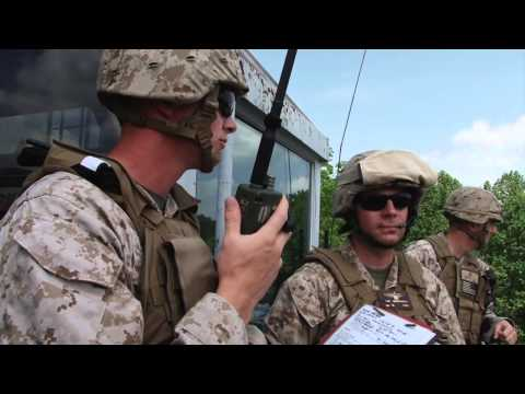 U.S. Marines Conduct Close Air Support Training