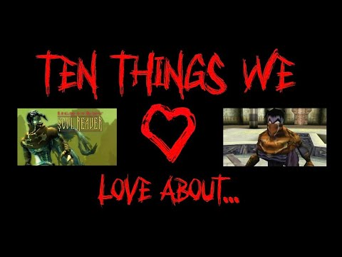 Ten Things We Love About... Legacy of Kain: Soul Reaver!
