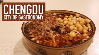 Cha Zha Noodles - Where Are You? // Chengdu: City of Gastronomy 17