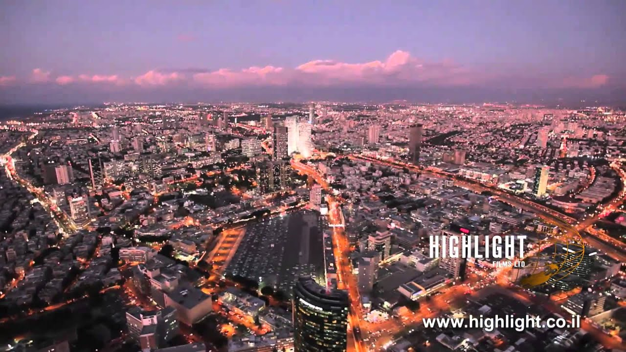 at 019e aerial footage israel aerial video of tel aviv city