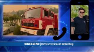 Dutzende Waldbrände: Urlauber Aus Kroatien Berichten