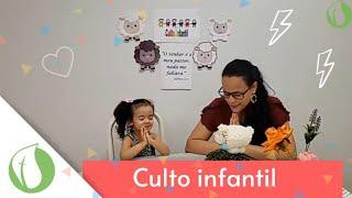 Culto infantil 30/08/2020