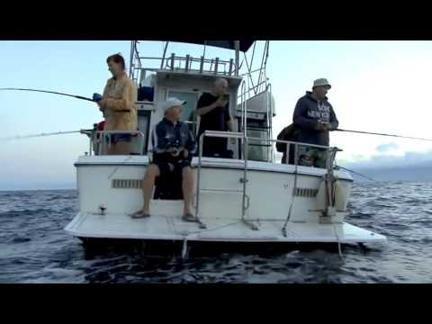 Как ловить кальмара