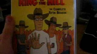 King of the Hill Season 5 DVD Review