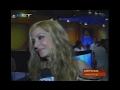 Anna Vissi - Interview after Eurovision, NET (2006) [fannatics.gr]