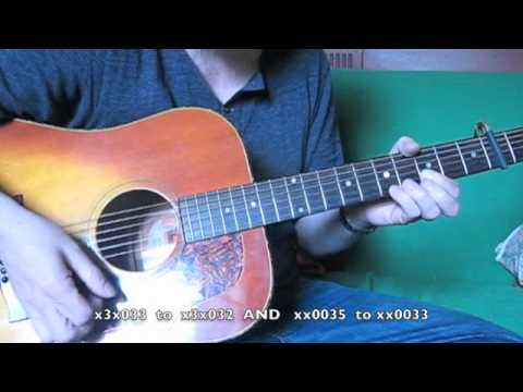 Every Teardrop Is A Waterfall Coldplay Easy Guitar Lesson Youtube