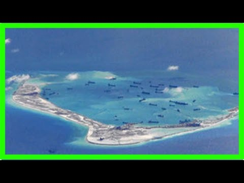 Chinese expansion in south china sea looms as largest threat to the pacific