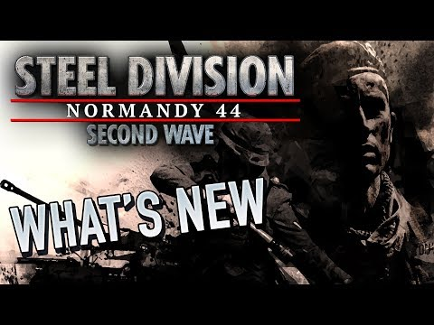 Steel Division: Second Wave Feature Stream