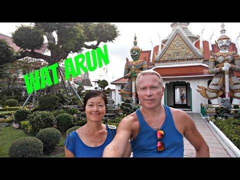 Thailande - 24 Novembre - Bangkok : Mbk,Siam & Wat Arun