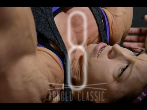 8 DAYS FROM STAGE | ARNOLD CLASSIC 2015 | DANA LINN BAILEY