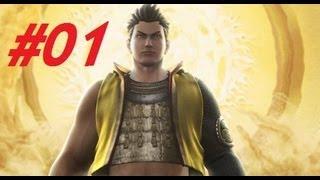 Let's Play! Sengoku Basara Samurai Heroes [Ep 1: It Begins]
