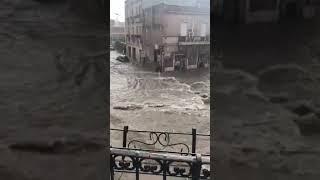 Meteo: SARDEGNA flagellata dal maltempo. Alluvione a PIRRI