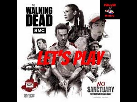 The Walking Dead: No Sanctuary Gameplay: Scavenge