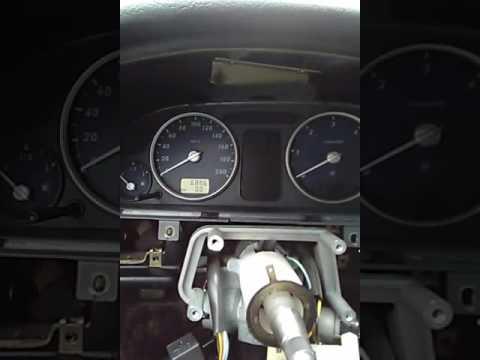 Приборная панель на газ31105.